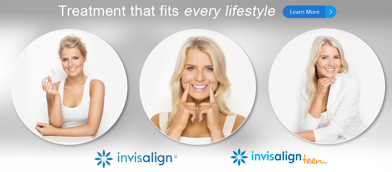 Treatment that fits every life style, Invisalign, Orthodontist, Braces, Baltimore